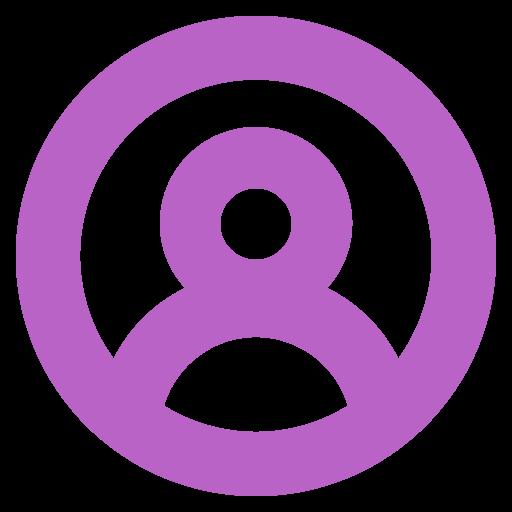 User, Avatar, Human, Profile, Face, Circle Icon Free Of Bold
