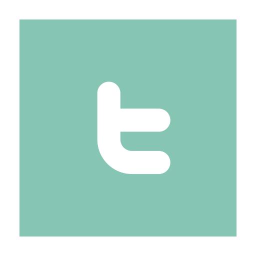 T, Social, Social Media Icon