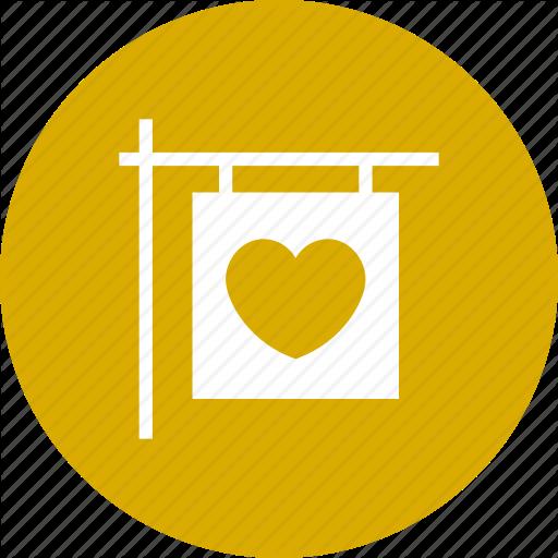 I, Love, Romance, Sign, U Icon