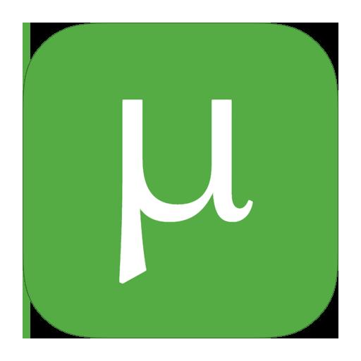 Metroui Apps Utorrent Icon Style Metro Ui Iconset