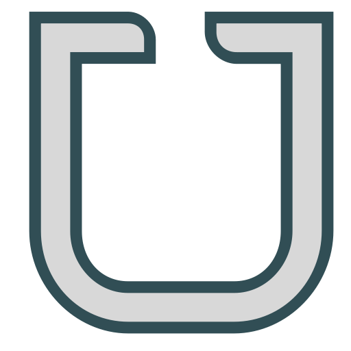 Udacity, Single, Letter, U, Brand Icon Free Of Brands Colored Icons