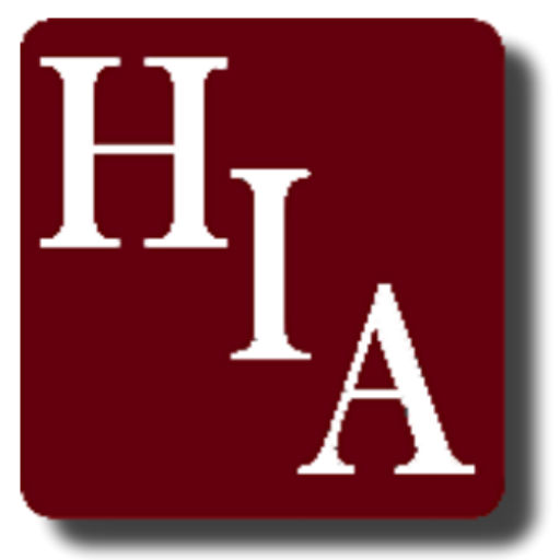 Harpenau Insurance Agency Initials Icon Harpenau Insurance