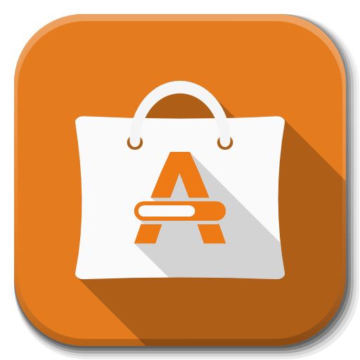 Apps Ubuntu Software Center Icon Flatwoken Iconset Alecive