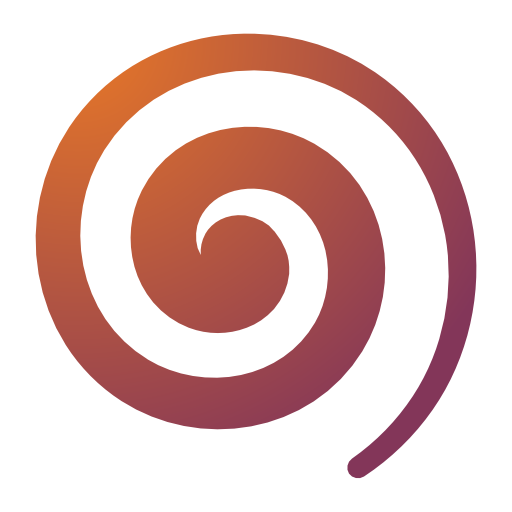 Draw Spiral Icon