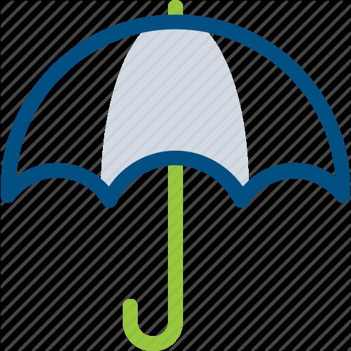 Insurance, Protection, Rain, Secutiry, Umbrella, Waterproof Icon Icon
