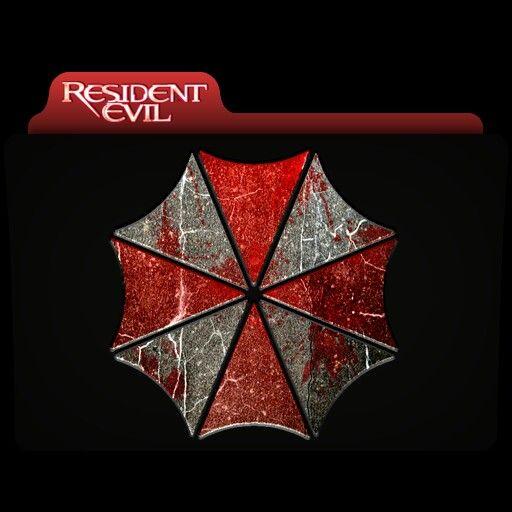 Resident Evil Umbrella Logo Video Game Sleeve Inspiration