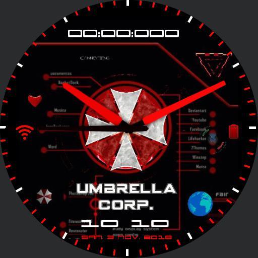 Umbrella Corp For Watch Urbane