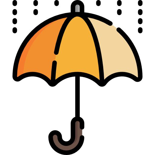 Umbrella Icon Autumn Freepik Freepik