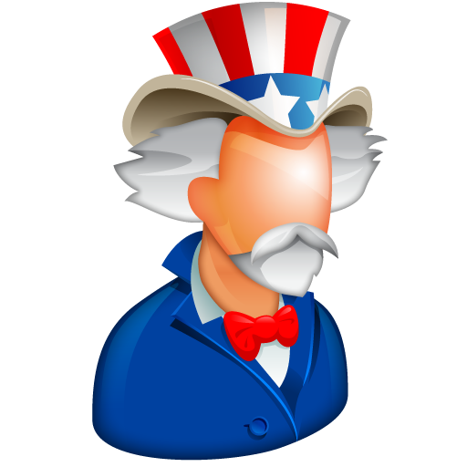 America, American, Hat, Sam, Stars, Uncle, Uncle Sam, United