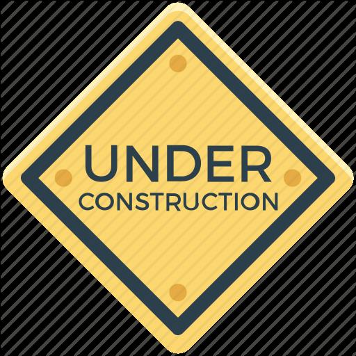 Construction, Construction Board, Construction Signboard, Under