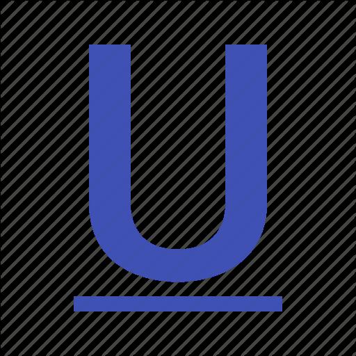 Format, Highlighter, Marker, Text, Underline Icon