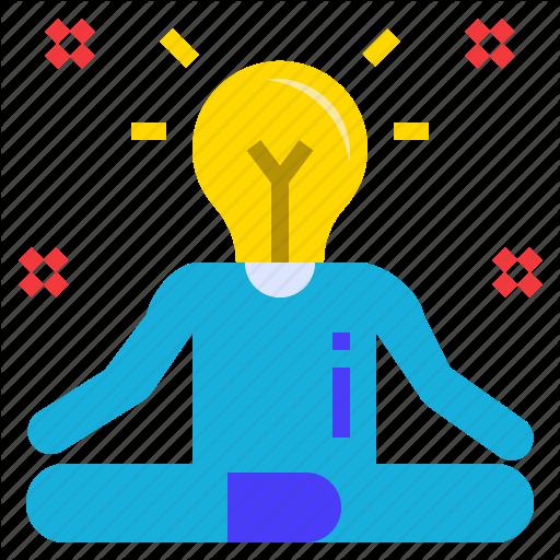 Calm, Meaning, Meditation, Purport, Understand, Understanding Icon