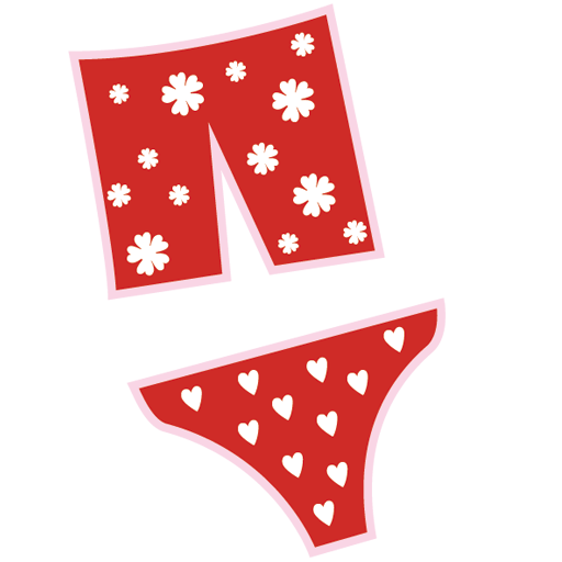 Red Underwear Icon Free Icons Download