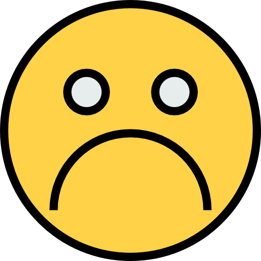 Unhappy Face Icon at GetDrawings com | Free Unhappy Face
