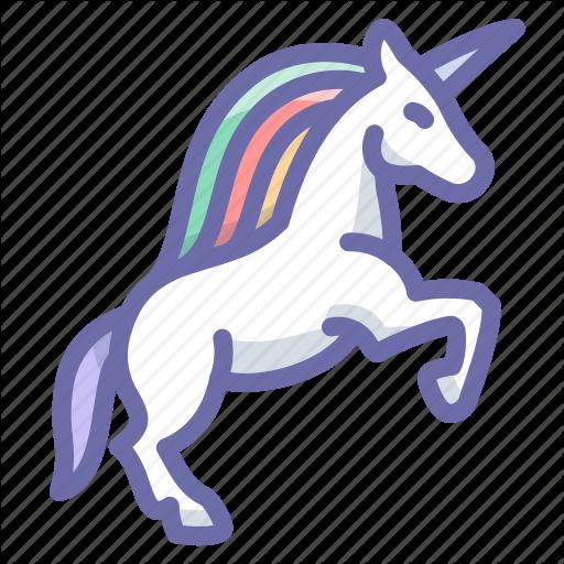 Magic, Unicorn Icon