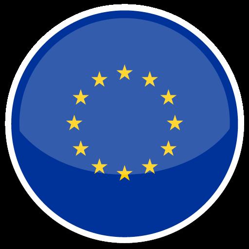European, Union Icon Free Of Round World Flags Icons