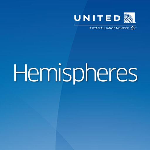 United Airlines Hemispheres Magazine