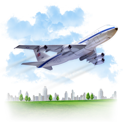 Airplane Travel Icon Places To Visit Airplane