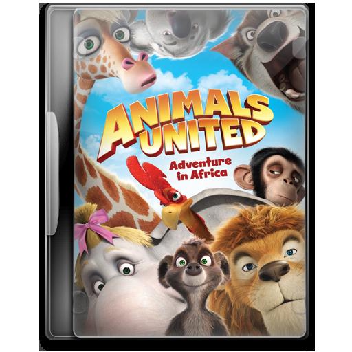 Animals United Icon Movie Mega Pack Iconset