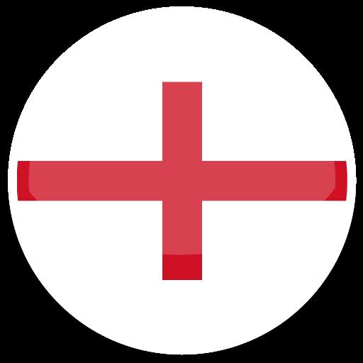 England Icon Round World Flags Iconset Custom Icon Design
