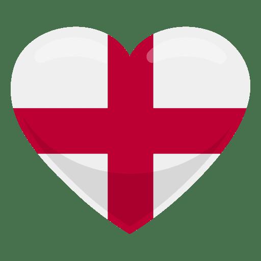 England Heart Flag