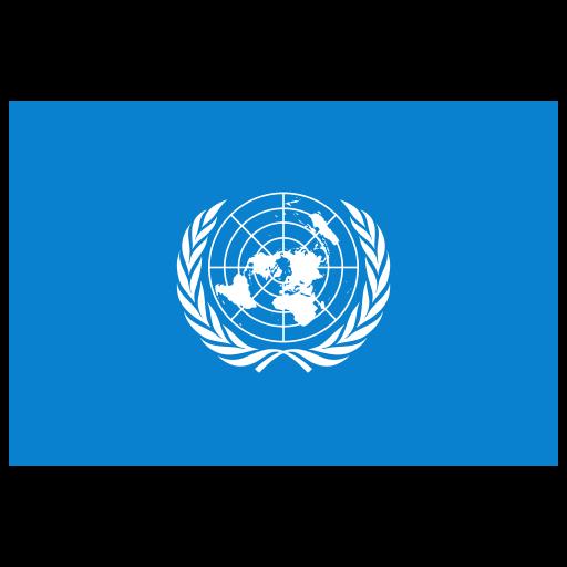 Un United Nations Flag Icon