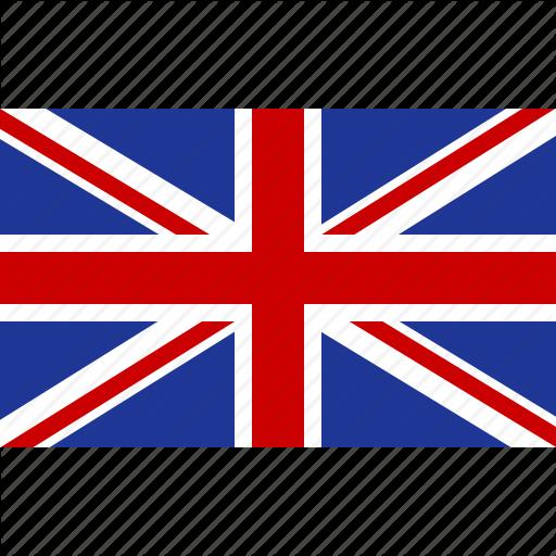 Britain, British, England, Flag, Great, Kingdom, Uk, United Icon