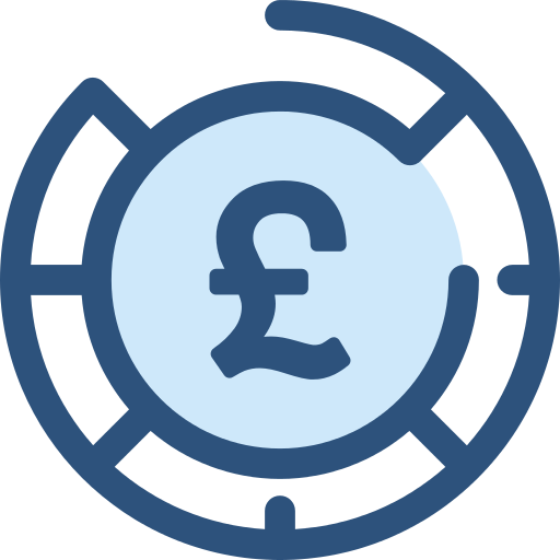 Pound Sterling United Kingdom Png Icon