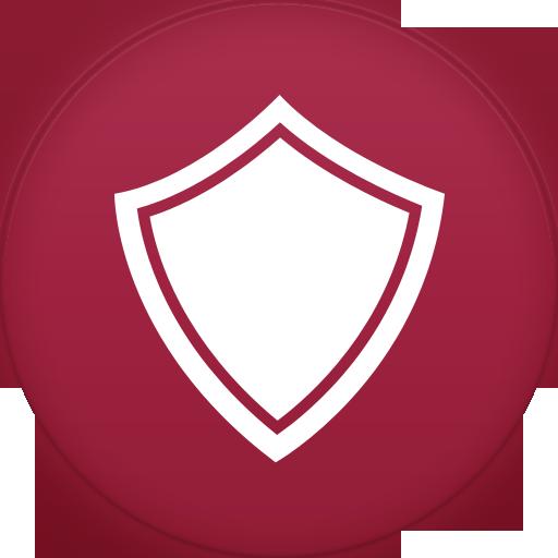 Antivirus Universal Icon Circle Addon Iconset