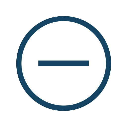 Less, Minus, Circular, Interface, Button, Circle, Sign, Symbol