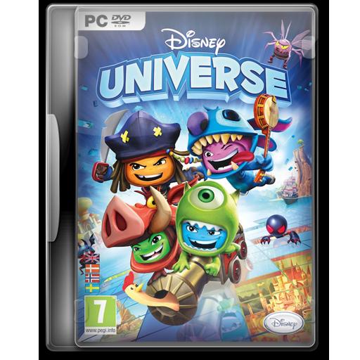 Disney, Universe Icon