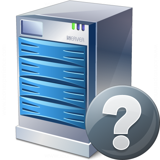 Iconexperience V Collection Server Unknown Icon