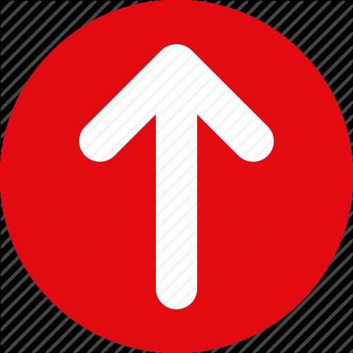 Arrow, Move Top, Move Up, Top, Top Arrow, Up, Up Arrow Icon