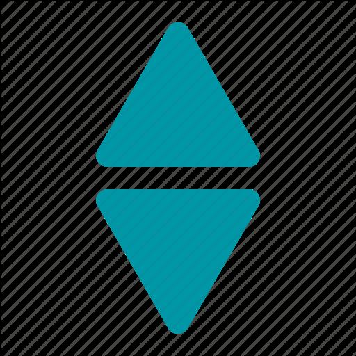 Arrow, Data, Down, Move, Up, Vertikal, Volume Icon