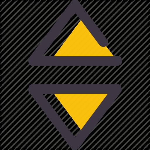 Arrow, Down, Sort, Up Icon