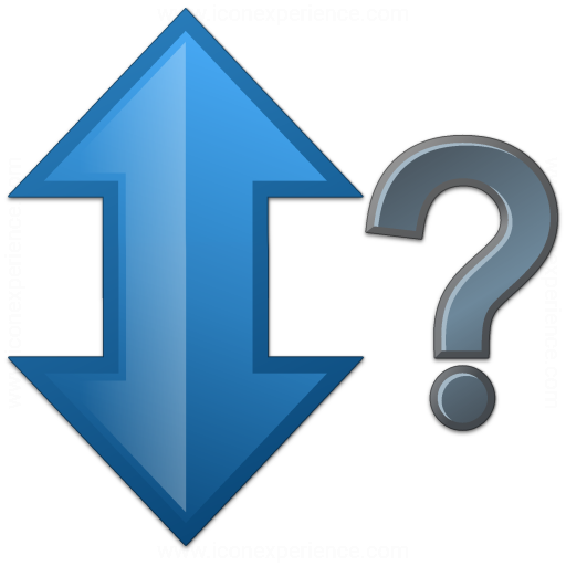 Iconexperience V Collection Sort Up Down Question Icon