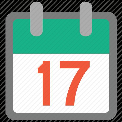 Flat Calendar Icon Images