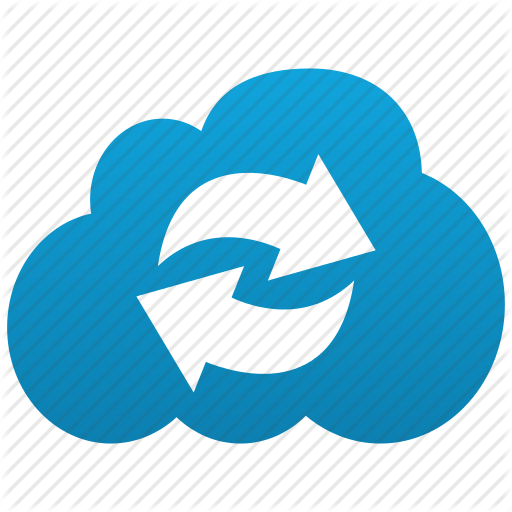 Color Cloud Icons'