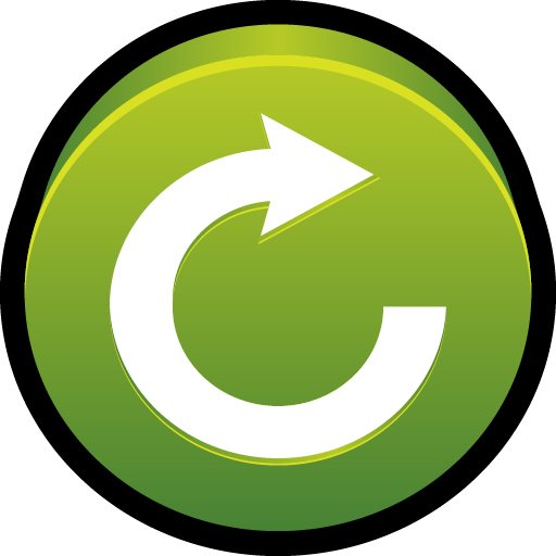 Open, Refresh, Sync, Update, Reload Icon