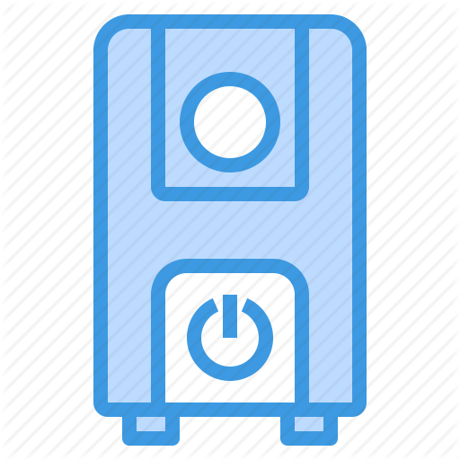 Computer, Interface, Technology, Ups Icon