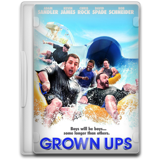 Grown Ups Icon Movie Mega Pack Iconset
