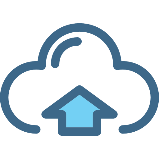 Computing Cloud Icon
