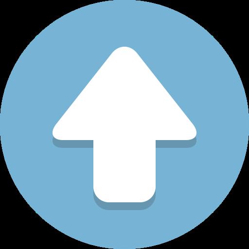 Up, Arrow Icon