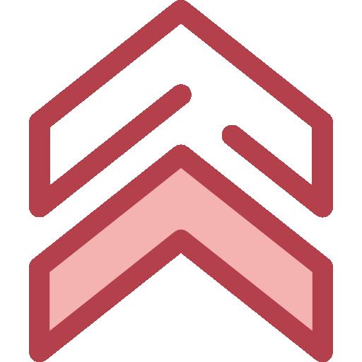 Up Arrows Icon