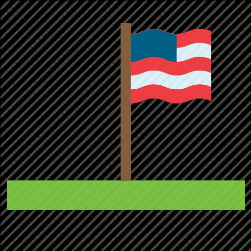America, American, Flag, United States, Us, Usa Icon