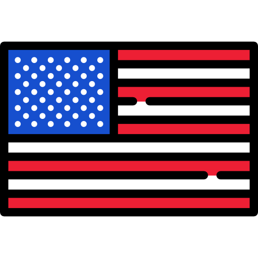 United States, Country, Flag, World, Nation, Flags Icon