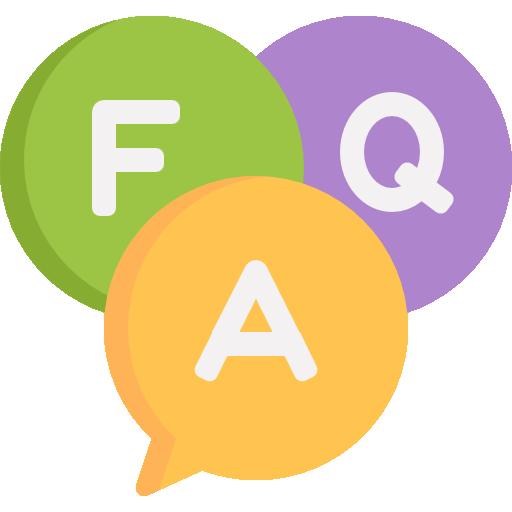 Faq Icon Contact Us Freepik