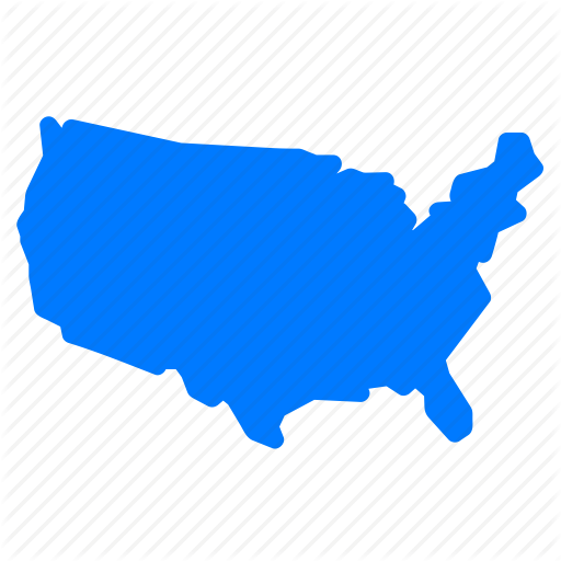 America, American, Country, Democracy, Freedom, Location, Map