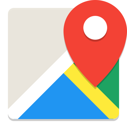 Maps Icon Papirus Apps Iconset Papirus Development Team