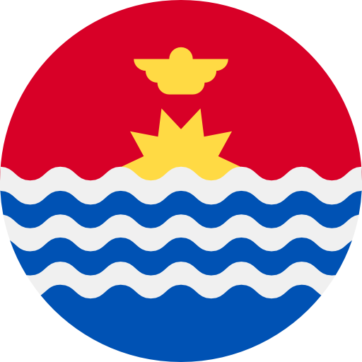 Kiribati, Country, Flag Icon
